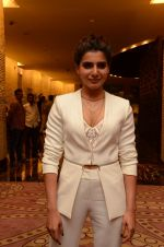 Samantha Ruth Prabhu at Janatha Garage success meet on 10th Sept 2016 (54)_57d503fb49f41.JPG