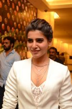 Samantha Ruth Prabhu at Janatha Garage success meet on 10th Sept 2016 (86)_57d504172ebd7.JPG