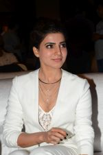 Samantha Ruth Prabhu at Janatha Garage success meet on 10th Sept 2016 (163)_57d504573018b.JPG