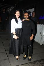 Urvashi Sharma, Sachiin Joshi snapped at Hakassan on 10th Sept 2016 (29)_57d505174eb70.JPG