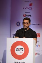 Aamir Khan at the launch of Global Citizen India on 11th Sept 2016 (11)_57d6c289e6df5.JPG