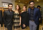 Shivan N Naresh, Pooja Kumar and Rashmi Nigam at Shivan N Naresh fashion preview in Primme Up Fashion store on 11th Spt 2016_57d645f8eb653.JPG