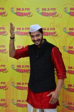 Shreyas Talpade at Radio Mirchi Studio for Wah Taj promotion on 11th Sept 2016 (3)_57d6b61813958.JPG