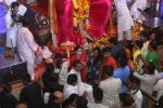 Tammanah Bhatia at Lalbaugcha Raja on 11th Sept 2016 (18)_57d64dc052748.JPG