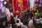 Tammanah Bhatia at Lalbaugcha Raja on 11th Sept 2016 (20)_57d64dc28750b.JPG