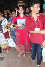 Tammanah Bhatia at Lalbaugcha Raja on 11th Sept 2016 (26)_57d64dca4be93.JPG