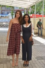 Tannishtha Chatterjee, Surveen Chawla at Ajay devgan_s parched press meet (58)_57d6bf44dd092.JPG