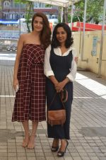 Tannishtha Chatterjee, Surveen Chawla at Ajay devgan_s parched press meet (62)_57d6bf4756b67.JPG
