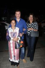 Aditya Pancholi, Zarina Wahab snapped with his family for dinner in Bandra on 12th Sept 2016 (3)_57d79c3597aee.JPG