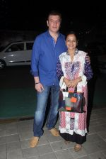 Aditya Pancholi, Zarina Wahab snapped with his family for dinner in Bandra on 12th Sept 2016 (7)_57d79c60392ea.JPG