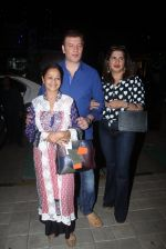 Aditya Pancholi, Zarina Wahab snapped with his family for dinner in Bandra on 12th Sept 2016 (2)_57d79c5b2e886.JPG