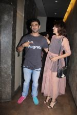Amit Sadh, Taapsee Pannu at Pink Screening in Lightbox on 12th Sept 2016 (117)_57d7e51f9b7ee.JPG