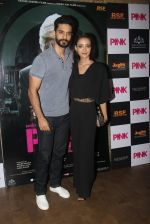 Andrea Tariang, Angad Bedi at Pink Screening in Lightbox on 12th Sept 2016 (8)_57d7e533423a7.JPG