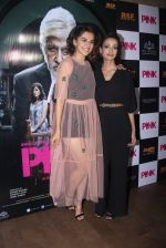 Andrea Tariang, Taapsee Pannu at Pink Screening in Lightbox on 12th Sept 2016 (51)_57d7e576aa3e2.JPG