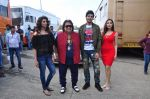 Daisy Shah, Bappi Lahiri, Rishi Bhutani, Angela Krislinzki on location of film Ramratan on 12th Sept 2016 (36)_57d7a4b273754.JPG