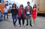 Daisy Shah, Bappi Lahiri, Rishi Bhutani, Angela Krislinzki on location of film Ramratan on 12th Sept 2016 (38)_57d7a4b3e9f71.JPG
