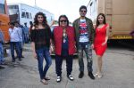 Daisy Shah, Bappi Lahiri, Rishi Bhutani, Angela Krislinzki on location of film Ramratan on 12th Sept 2016 (35)_57d7a4227e85b.JPG