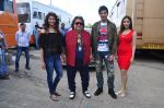 Daisy Shah, Bappi Lahiri, Rishi Bhutani, Angela Krislinzki on location of film Ramratan on 12th Sept 2016 (37)_57d7a16dcd304.JPG