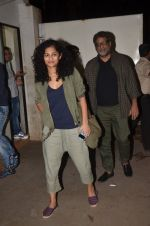 Gauri Shinde, R Balki at Pink Screening in Sunny Super Sound on 12th Sept 2016 (14)_57d7a98d2b6d0.JPG