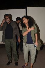 Gauri Shinde, R Balki at Pink Screening in Sunny Super Sound on 12th Sept 2016 (15)_57d7a99f14ce8.JPG