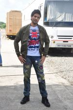 Rishi Bhutani on location of film Ramratan on 12th Sept 2016 (12)_57d7a4b7d2376.JPG