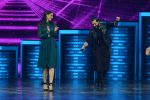 Ritesh Deshmukh and Nargis Fakhri on the sets of Dance Plus on 12th Sept 2016 (72)_57d79fa727ba4.JPG