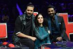 Ritesh Deshmukh and Nargis Fakhri on the sets of Dance Plus on 12th Sept 2016 (93)_57d79fab32d1d.JPG