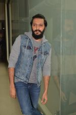 Ritesh Deshmukh promote their movie Banjo at BIG FM on 12th Sept 2016 (67)_57d76dac6a4c4.JPG
