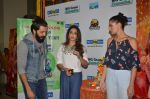 Ritesh Deshmukh, Nargis Fakhri, Krishika Lulla promote their movie Banjo at BIG FM on 12th Sept 2016 (7)_57d76dadb28df.JPG
