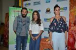 Ritesh Deshmukh, Nargis Fakhri, Krishika Lulla promote their movie Banjo at BIG FM on 12th Sept 2016 (8)_57d76d1922ed7.JPG