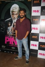 Shoojit Sircar at Pink Screening in Lightbox on 12th Sept 2016 (6)_57d7e6efd73a5.JPG
