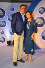 Boman Irani and Farah Khan during a promotional event by Ambi Pur in Mumbai on 13th Sept 2016 (27)_57d8f56dda077.JPG