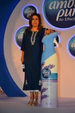 Farah Khan during a promotional event by Ambi Pur in Mumbai on 13th Sept 2016 (14)_57d8f5e9098b5.JPG