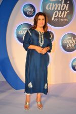 Farah Khan during a promotional event by Ambi Pur in Mumbai on 13th Sept 2016 (17)_57d8f5ebcaf1c.JPG