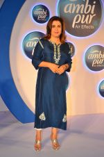 Farah Khan during a promotional event by Ambi Pur in Mumbai on 13th Sept 2016 (18)_57d8f5ecada63.JPG
