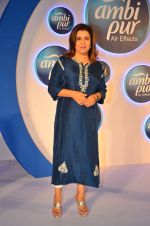 Farah Khan during a promotional event by Ambi Pur in Mumbai on 13th Sept 2016 (19)_57d8f5ed968b0.JPG