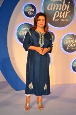 Farah Khan during a promotional event by Ambi Pur in Mumbai on 13th Sept 2016 (20)_57d8f5ee78c26.JPG