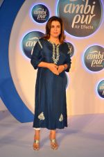 Farah Khan during a promotional event by Ambi Pur in Mumbai on 13th Sept 2016 (21)_57d8f5ef28b0e.JPG