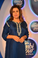 Farah Khan during a promotional event by Ambi Pur in Mumbai on 13th Sept 2016 (23)_57d8f5faaccda.JPG