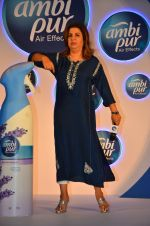 Farah Khan during a promotional event by Ambi Pur in Mumbai on 13th Sept 2016 (27)_57d8f5f43f582.JPG