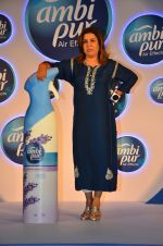 Farah Khan during a promotional event by Ambi Pur in Mumbai on 13th Sept 2016 (28)_57d8f5f506ab6.JPG