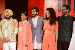 Harshvardhan Kapoor, Saiyami Kher at the Audio release of Mirzya on 13th Sept 2016 (16)_57d94f5b1c118.JPG