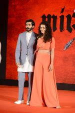 Harshvardhan Kapoor, Saiyami Kher at the Audio release of Mirzya on 13th Sept 2016 (18)_57d94f5bc9919.JPG