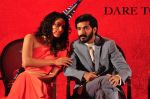 Harshvardhan Kapoor, Saiyami Kher at the Audio release of Mirzya on 13th Sept 2016 (82)_57d94f5e48ef8.JPG