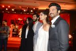 Rhea Kapoor, Sonam Kapoor, Harshvardhan Kapoor,Anil kapoor at the Audio release of Mirzya on 13th Sept 2016 (92)_57d9504bceaa2.JPG