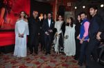 Rhea Kapoor, Sonam Kapoor, Harshvardhan Kapoor,Anil kapoor, Sridevi, Boney Kapoor, Sanjay Kapoor at the Audio release of Mirzya on 13th Sept 2016 (97)_57d9504f1b6d5.JPG