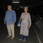 Roy Kapur, Salome Roy Kapur snapped at airport on 13th Sept 2016 (10)_57d8f52a6f306.JPG