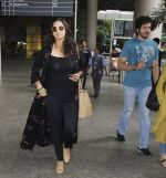Sania Mirza snapped at airport on 13th Sept 2016 (14)_57d8f5496d68c.JPG