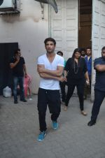 Sushant Singh Rajput snapped promoting M.S. Dhoni - The Untold Story on 13th Sept 2016 (30)_57d8fa3b49ef5.JPG