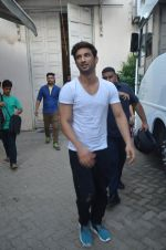 Sushant Singh Rajput snapped promoting M.S. Dhoni - The Untold Story on 13th Sept 2016 (31)_57d8fa3c2cd77.JPG